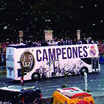 Autobús Descapotable Real Madrid